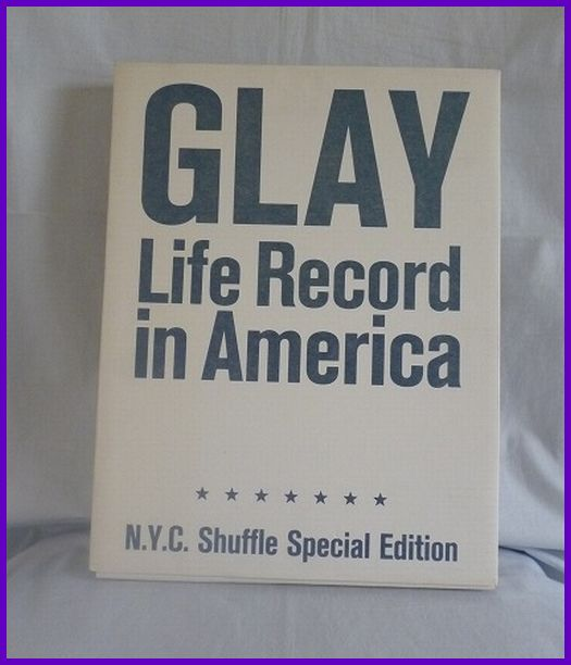 ♪G7/美品+GLAY+写真集+1999年+