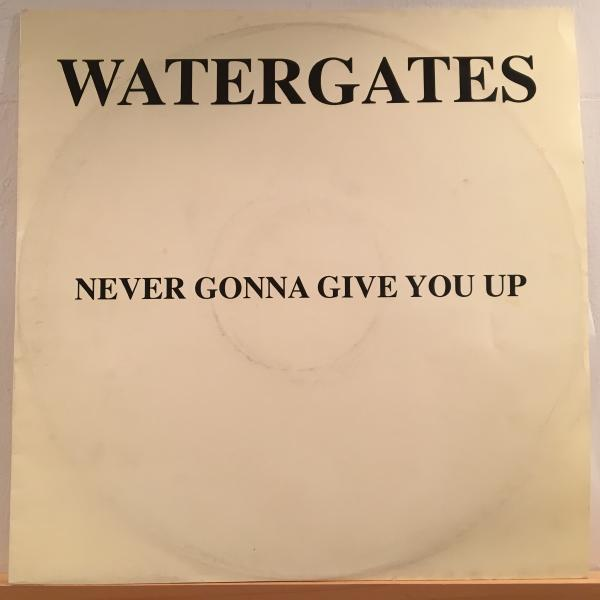 ☆Watergates/Never Gonna Give You Up☆UK HOUSE/SOUL!