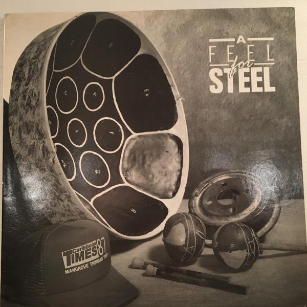 ☆Mangrove Steel Band/A Feel For Steel☆ソウル名曲スティールパンカバー!_画像1