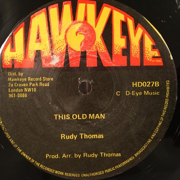 ★Rudy Thomas/When I Think Of You★LOVERS名作!_画像2