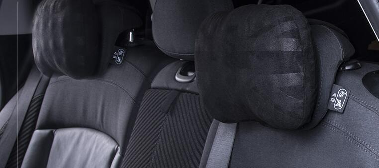 BMW mini ミニF54 F55 F56 F60 R56 R55 R60適応 記憶 ネックパッド2個 激安価 2色可選_画像2