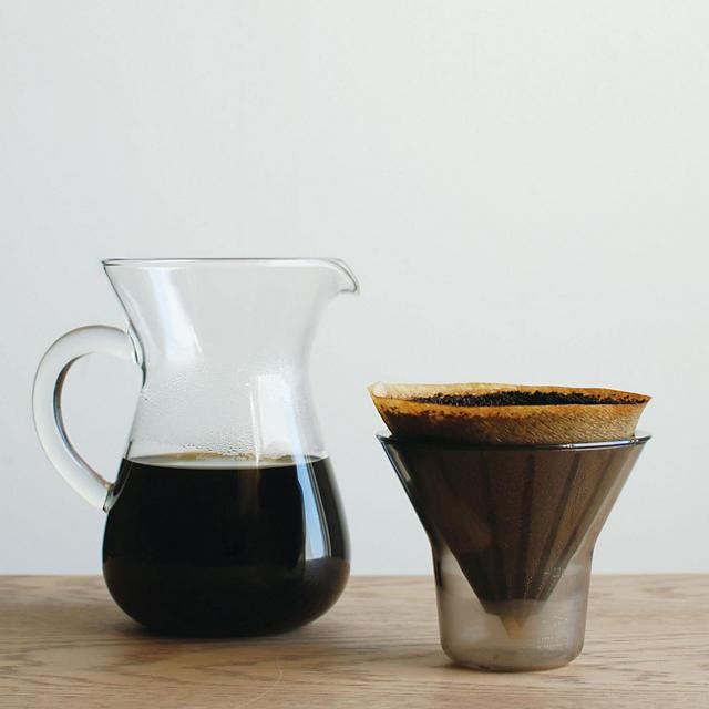 SLOW COFFEE STYLE コーヒーカラフェセット ステンレス 600ml_画像1