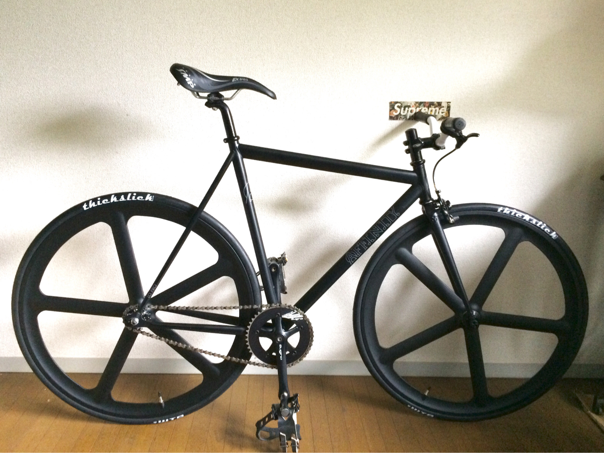 美車 完成車 affinity low pro fixed bike funny bike pist track