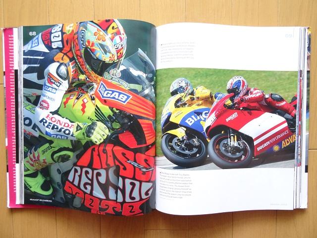 洋書◆MotoGP モトGP ロードレース 写真集 2002-2006 本 バイク ロッシ_画像2