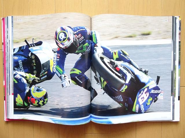 洋書◆MotoGP モトGP ロードレース 写真集 2002-2006 本 バイク ロッシ_画像3
