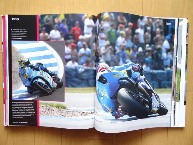 洋書◆MotoGP モトGP ロードレース 写真集 2002-2006 本 バイク ロッシ_画像4