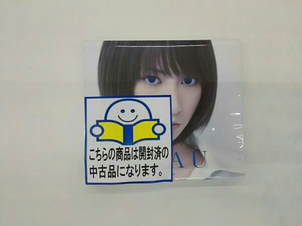 藍井エイル BLAU(初回生産限定盤B)(DVD付) ライブグッズの画像