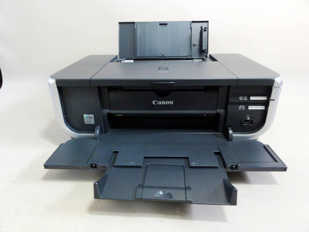 ■キャノン PIXUS iP4300 動作確認品 全インク残十分有_画像2