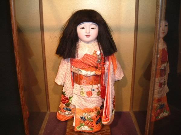 【人形館】「市松T93」日本人形、雛人形、〝衣_画像2