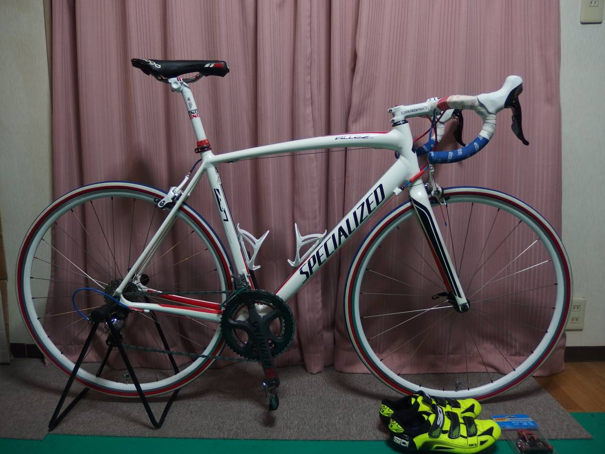 SPECIALIZED ALLEZ SPORT COMPACT 56 2011年モデル