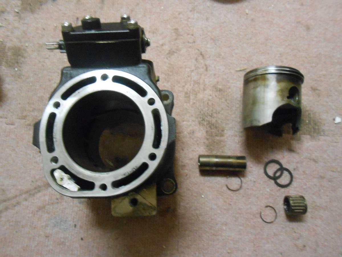 ヤマハ 800GP GP800R XL800 TZ800 シリンダーセット
