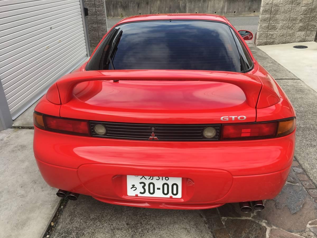 新春特価GTO最終型SR車検たっぷり・程度良好!_画像3