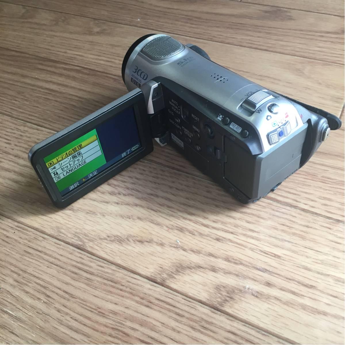 パナソニック ビデオカメラ HDC-SD9-N_画像2
