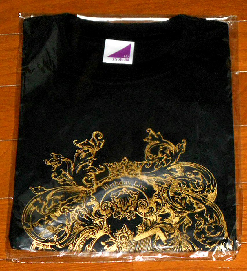HG11/乃木坂46 1ST YEAR BIRTHDAY LIVETシャツ Lサイズ