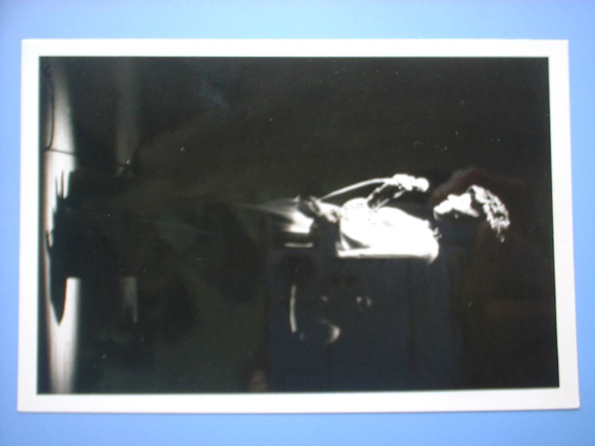 天地真理 白黒写真 1枚 1974.7.13  民音リサイタル①