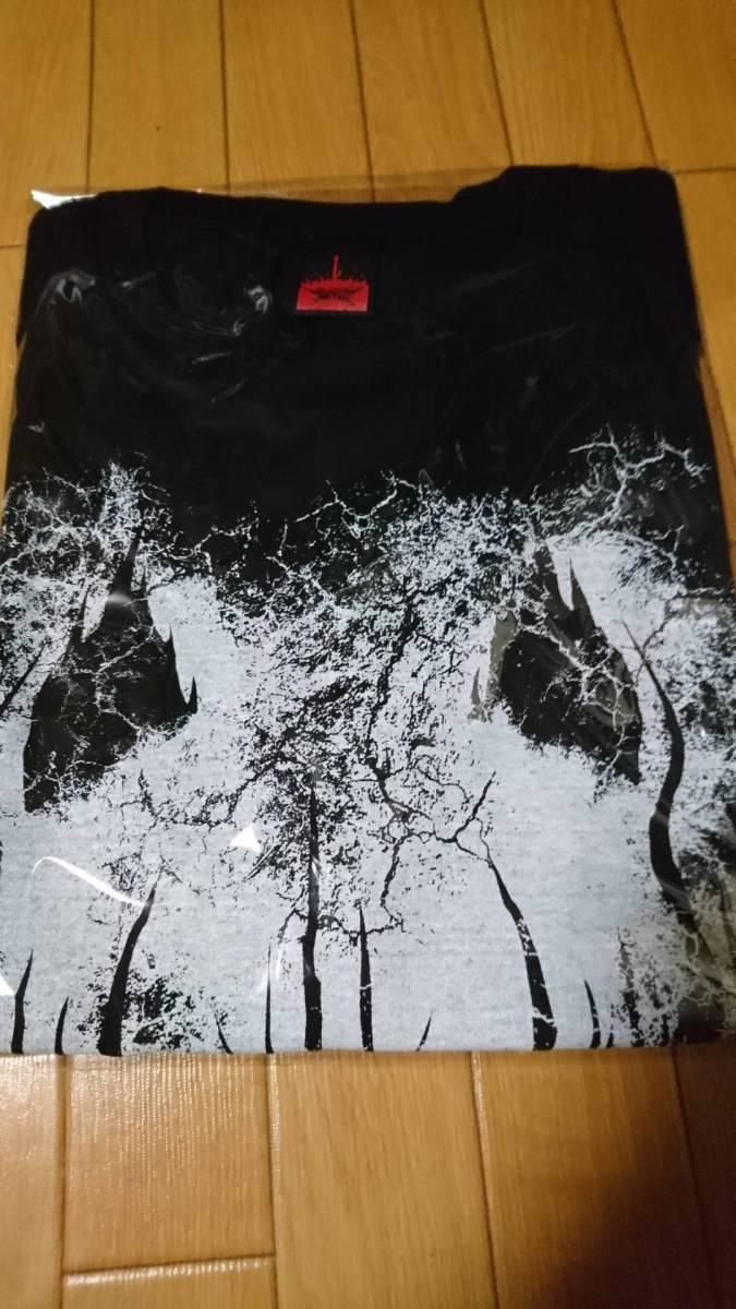 新品未開封 BABYMETAL 巨大キツネ祭り in JAPAN 「BRUTAL BIG FOX」TEE Tシャツ Lサイズ ライブグッズの画像
