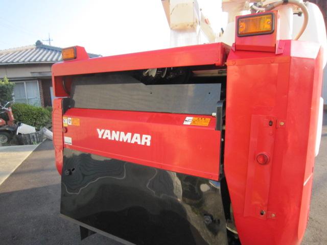 ヤンマーコンバインAI223G_画像4