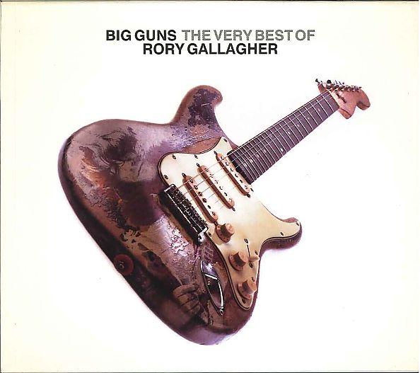 【レア美品!SACD】 高音質仕様 RORY GALLAGHER ロリー・ギャラガー/BIG GUNS VERY BEST