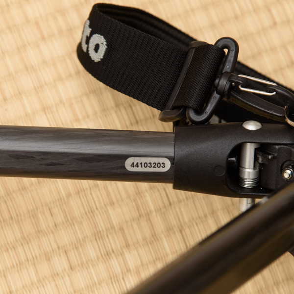Manfrotto カーボン三段三脚 441 3Dプロ雲台 229 セット_画像9