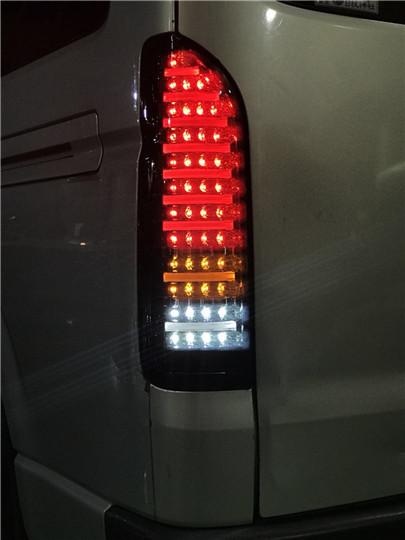 1000円~売り切り!200系ハイエース・レジアスエース1~4型標準車&ワイド車共通LED&高輝度ファイバータイプテールランプ左右