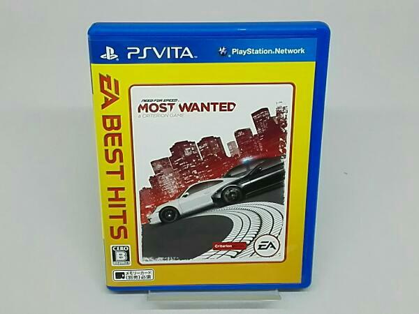 【PSVITA】ニード・フォー・スピード モスト・ウォンテッド EA BEST HITS1