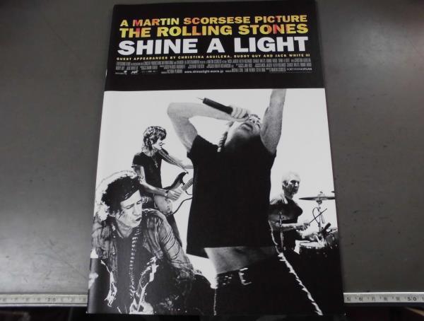 あGな-48/【パンフ】SHINE A LIGHT
