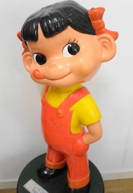 1960年代ペコちゃん☆彡不二家店頭用おしゃべりペコちゃん人形☆彡_画像4