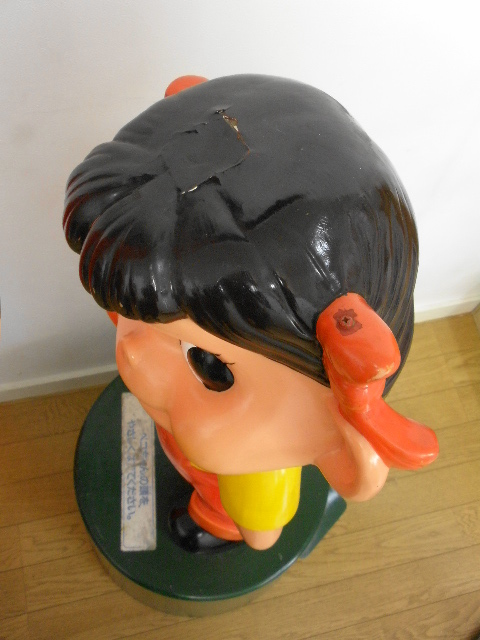 1960年代ペコちゃん☆彡不二家店頭用おしゃべりペコちゃん人形☆彡_画像5