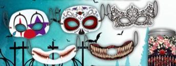 VAMPS☆HYDE☆ハロウインパーティー2017☆デコレーションマスク③☆新品未開封