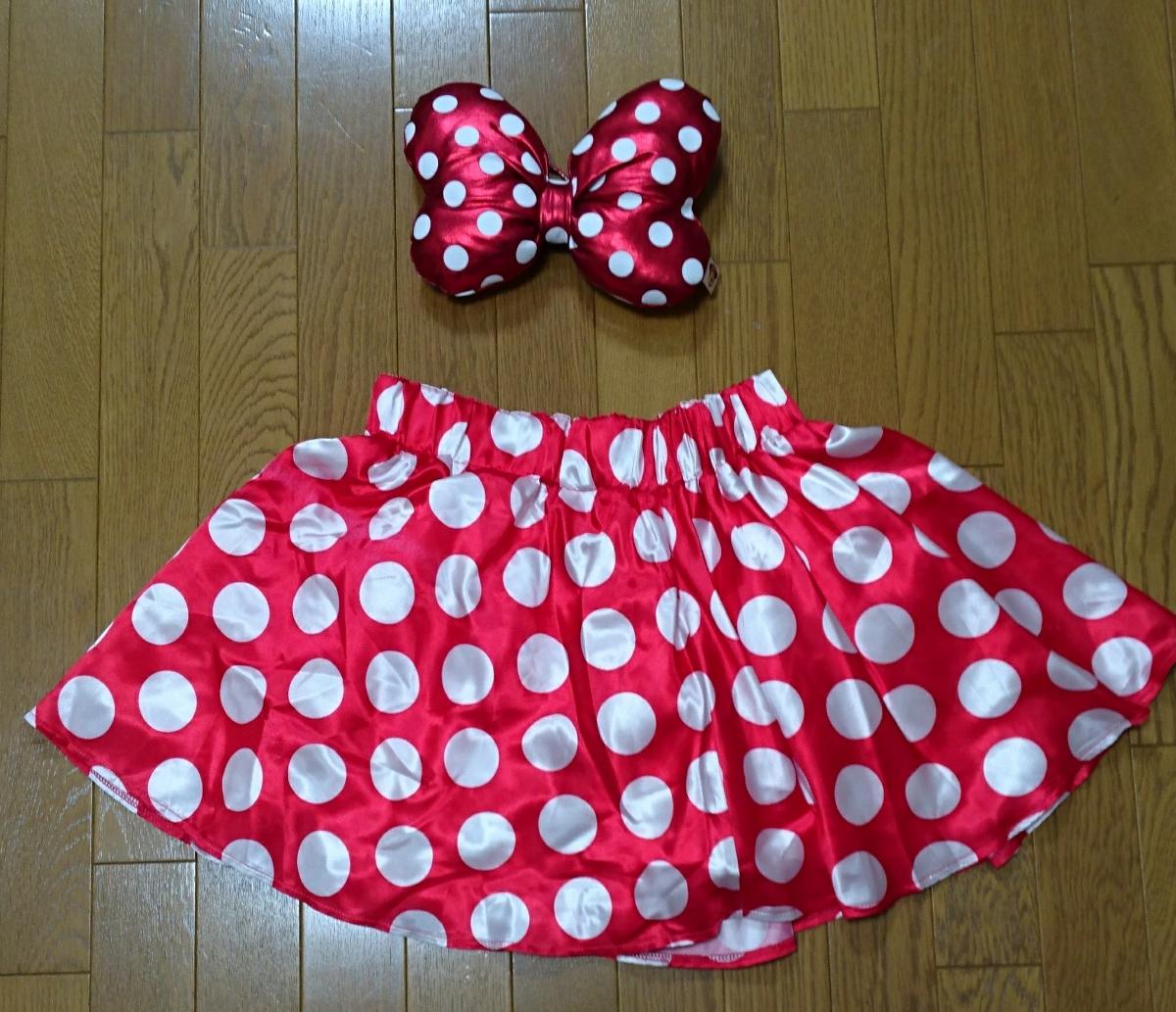 【美品】ハロウィン コスプレ衣装 ディズニー ミニー ディズニーグッズの画像
