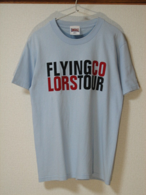 ★AIR 「FLYING COLORS TOUR」 Tシャツ 車谷浩司 Laika Came Back/Spiral Life★
