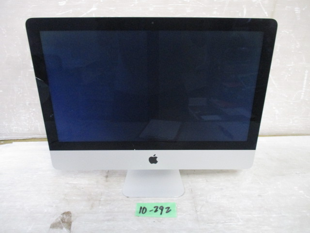 3▲apple i mac A1418▲_画像1