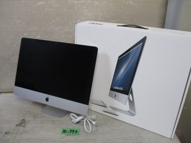 3▲apple i mac A1418▲_画像2