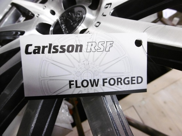 新作◎ カールソン 1/14 RSF FLOW FORGED ベンツ W204 W205 W212 W213 W211 W218 W219 R231 W222 W221 W176 W117_画像6