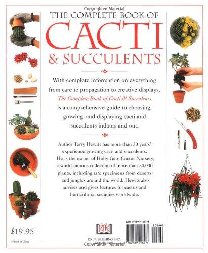 洋書【サボテンと多肉植物の完全本/ The Complete Book of Cacti & Succulents (輸入品)】_画像4