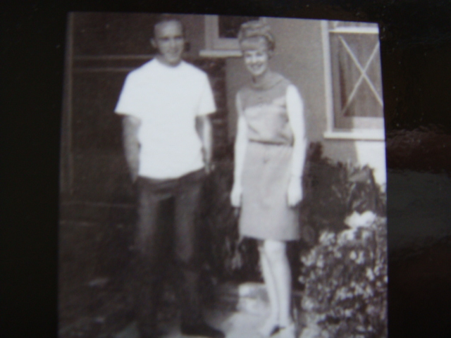 ◆ Donald lloyd smith ドナルド・ロイド・スミス/Palm Springs Artist エアストリーム 90's油彩画 検 デヴィッド・ホックニー_スミス本人(左)