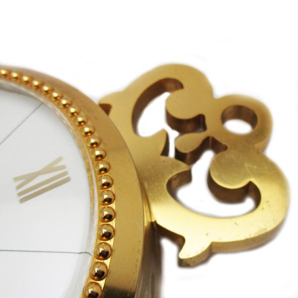 送料無料 アンティークウォールクロック TOKYO CLOCK/ヴィンテージ壁掛け時計東京時計ミッドセンチュリー昭和レトロモダン国産古時計60s70s_画像6