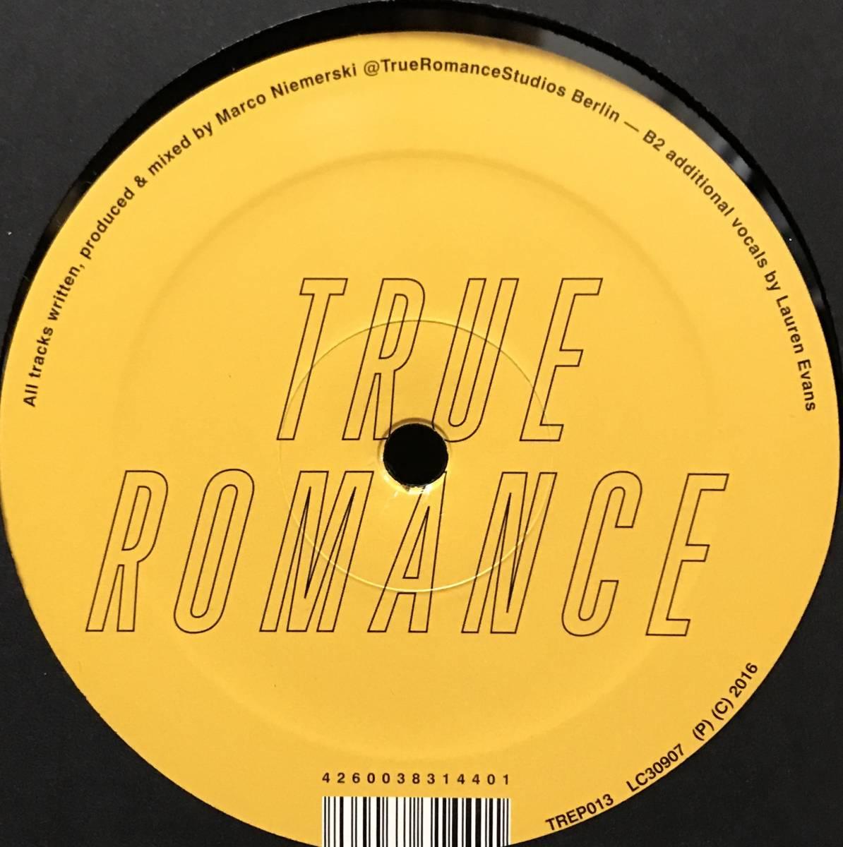 [12] Tensnake - Freundchen (Tech House) ☆True Romance キラー! スペーストリップ! ディスコハウス! レコード Vinyl_画像3