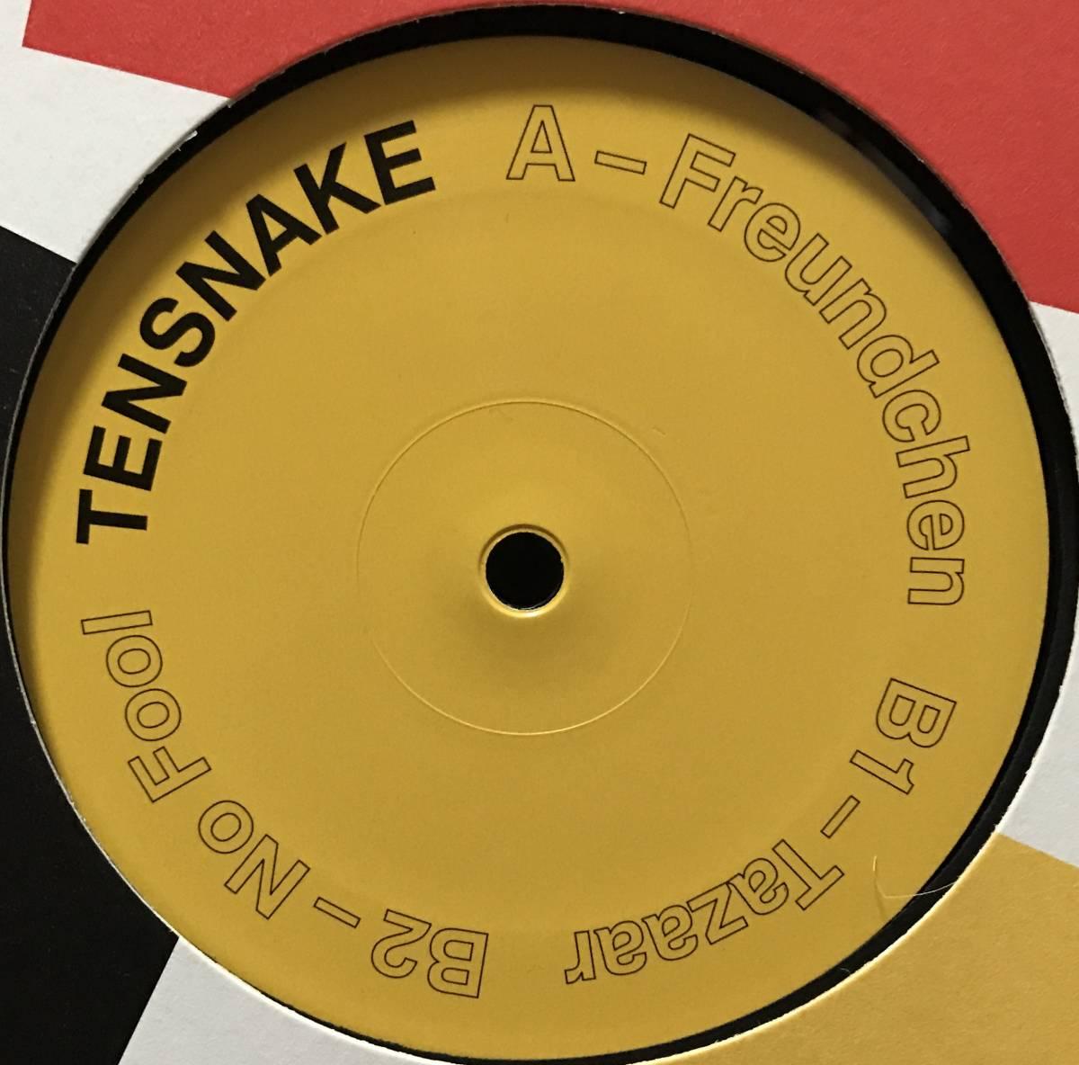[12] Tensnake - Freundchen (Tech House) ☆True Romance キラー! スペーストリップ! ディスコハウス! レコード Vinyl_画像2