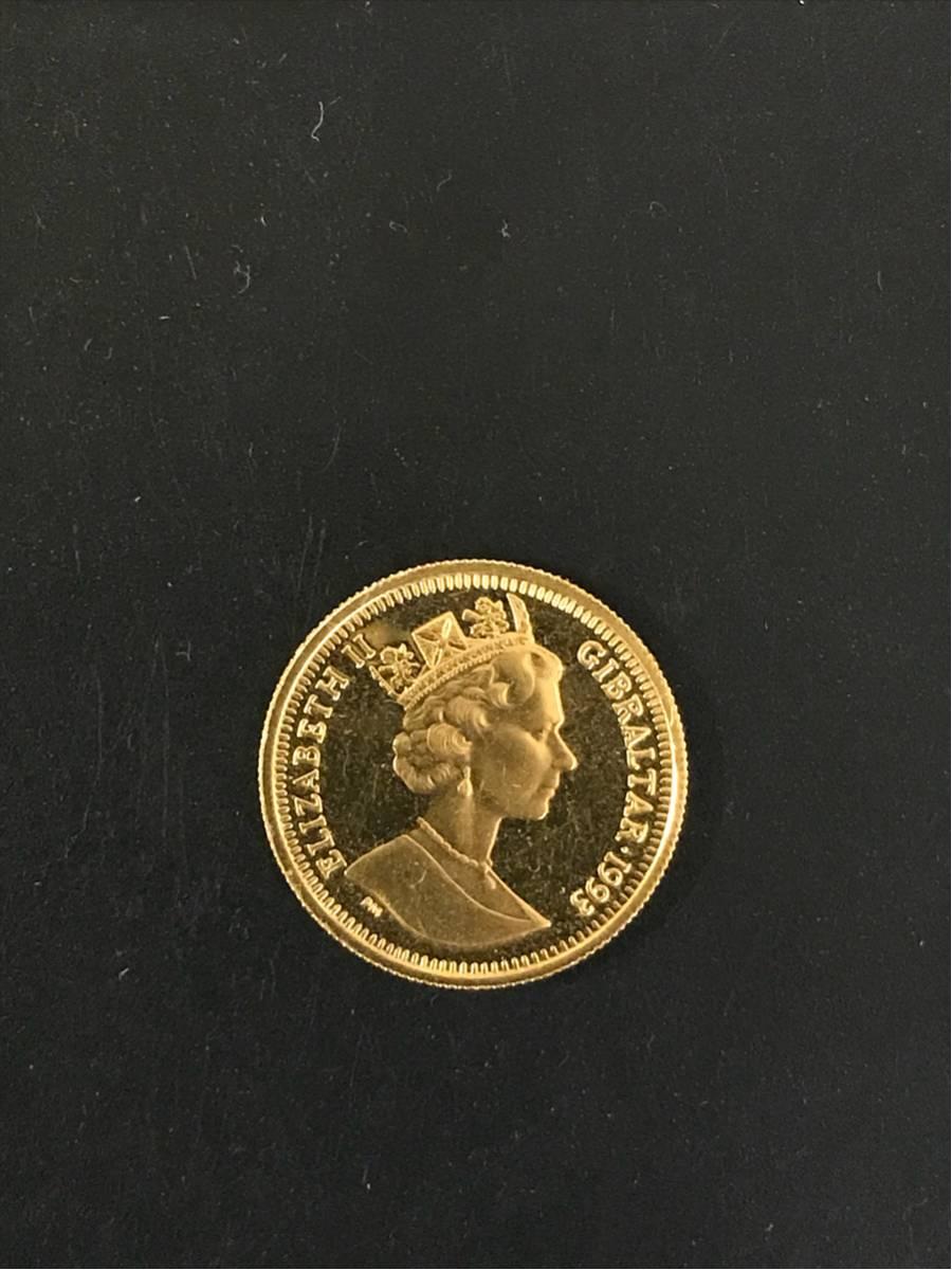 ピーターラビット エリザベス女王コイン 1/10オンスコイン ピーターラビット100周年記念 金貨 純金 k24 グッズの画像