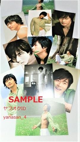 クォン・サンウ/y4/ポストカード10枚