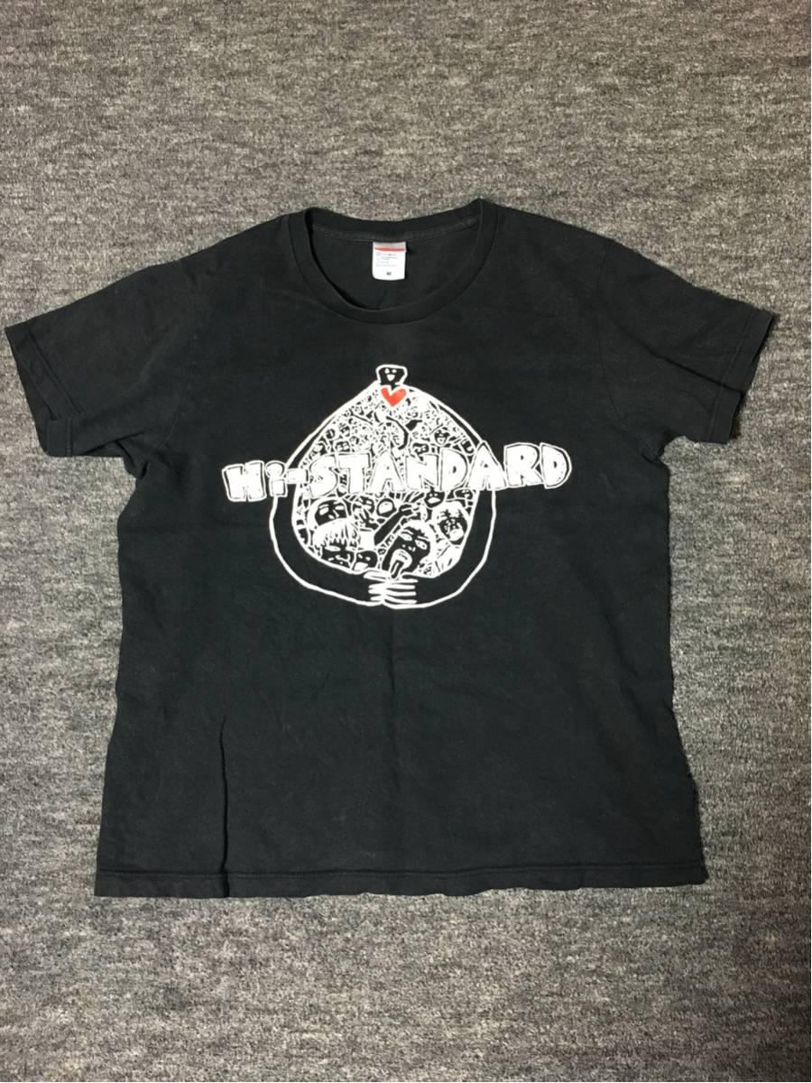 ハイスタンダード Tシャツ M ライブグッズの画像