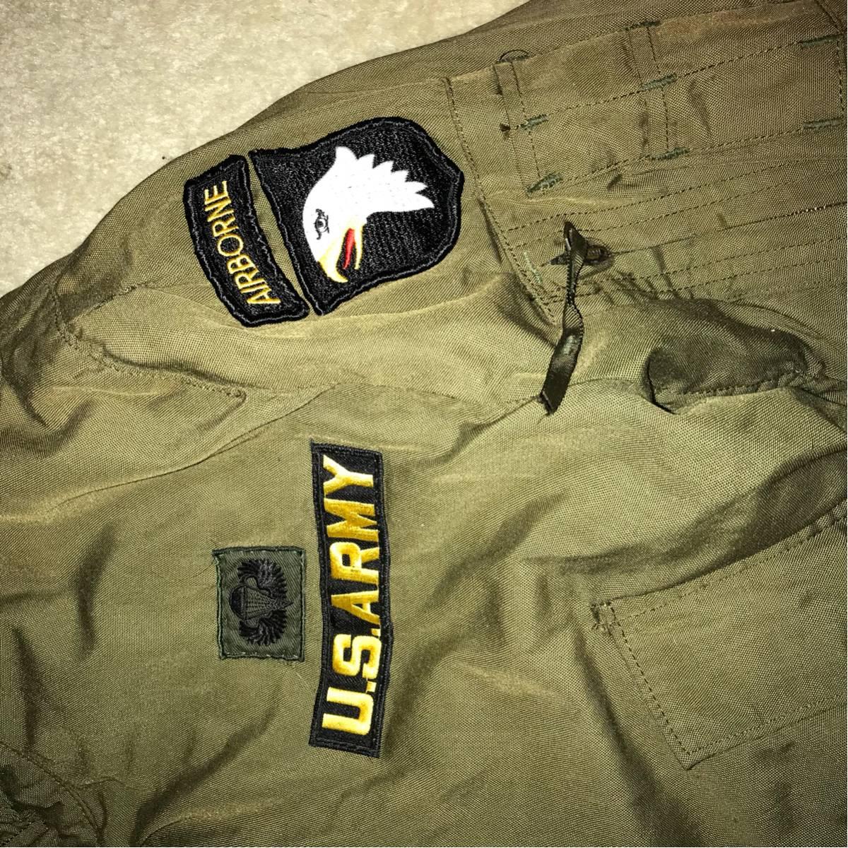 米軍実物 CVCジャケット タンカース カスタム M レギュラー コールドウェザー_画像3