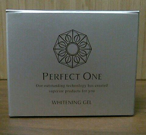 新品未開封 新日本製薬 パーフェクトワン 薬用ホワイトニングジェル 美容液ジェル 75g