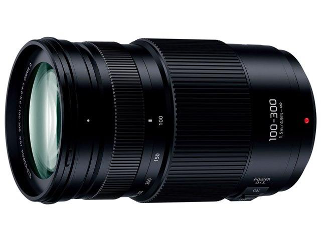 【新品未使用!保証書日付なし店印のみ!】Panasonic LUMIX G VARIO 100-300mm/F4.0-5.6 II/POWER O.I.S. H-FSA100300★パナソニック