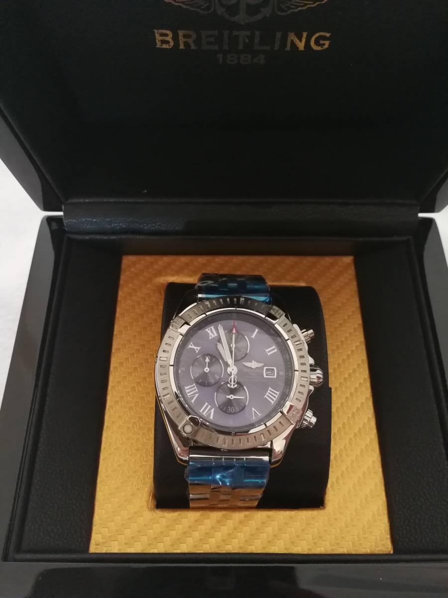 中古品 ブライトリング 腕時計 自動巻き BREITLING