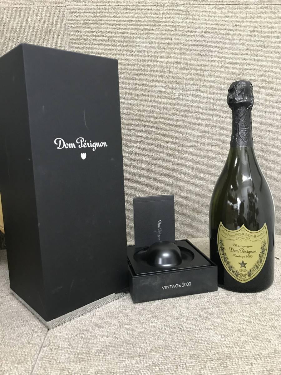 『◆未開栓◆Dom Perignon Vintage 2000 ドンペリニヨン ヴィンテージ ブリュット 750ml◆箱 冊子付き』21J1057