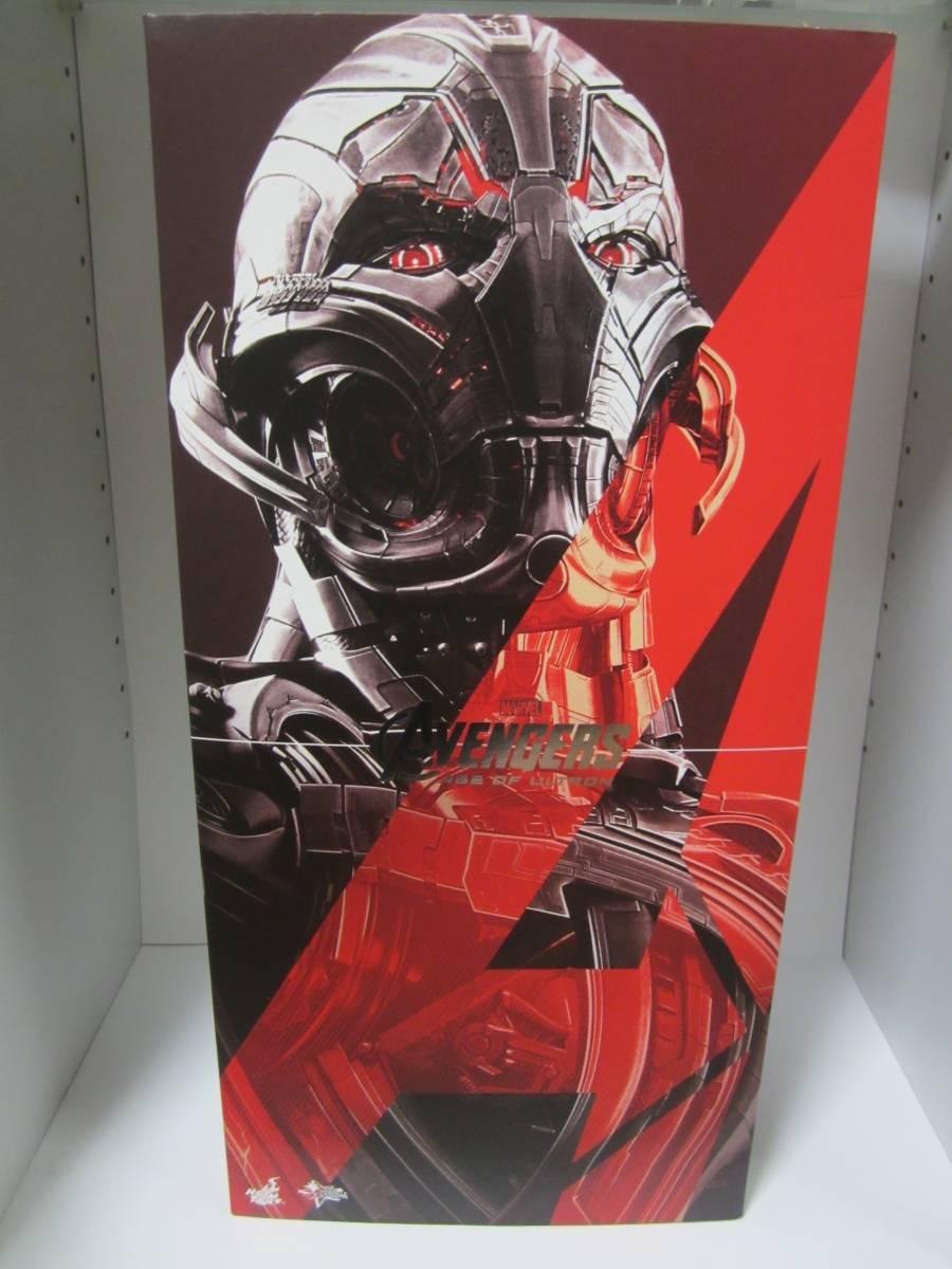 ホットトイズ ムービー・マスターピース アベンジャーズ エイジ・オブ・ウルトロン ウルトロン・プライム 1/6スケール アイアンマン  グッズの画像