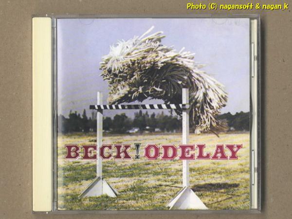 ★即決★ BECK (ベック) / ODELAY - ベックのセカンド・アルバムです