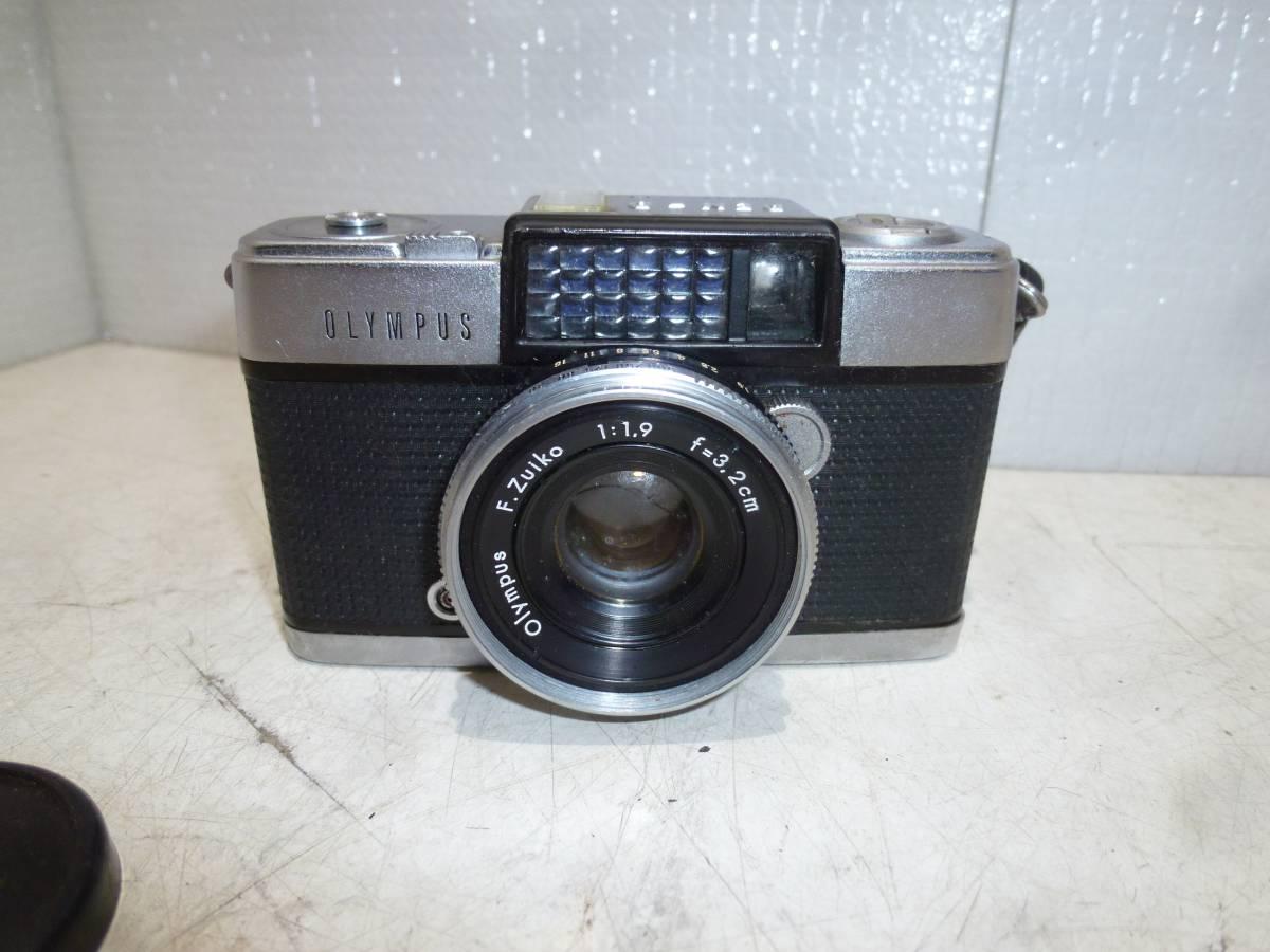 Olympus PEN-D F..zuiko 1:1.9 f=3.2cm付 カメラ_画像3